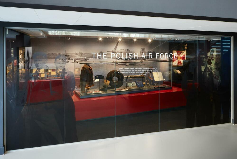 Discover the Battle of Britain Bunker: the Polish Airforce Gallery