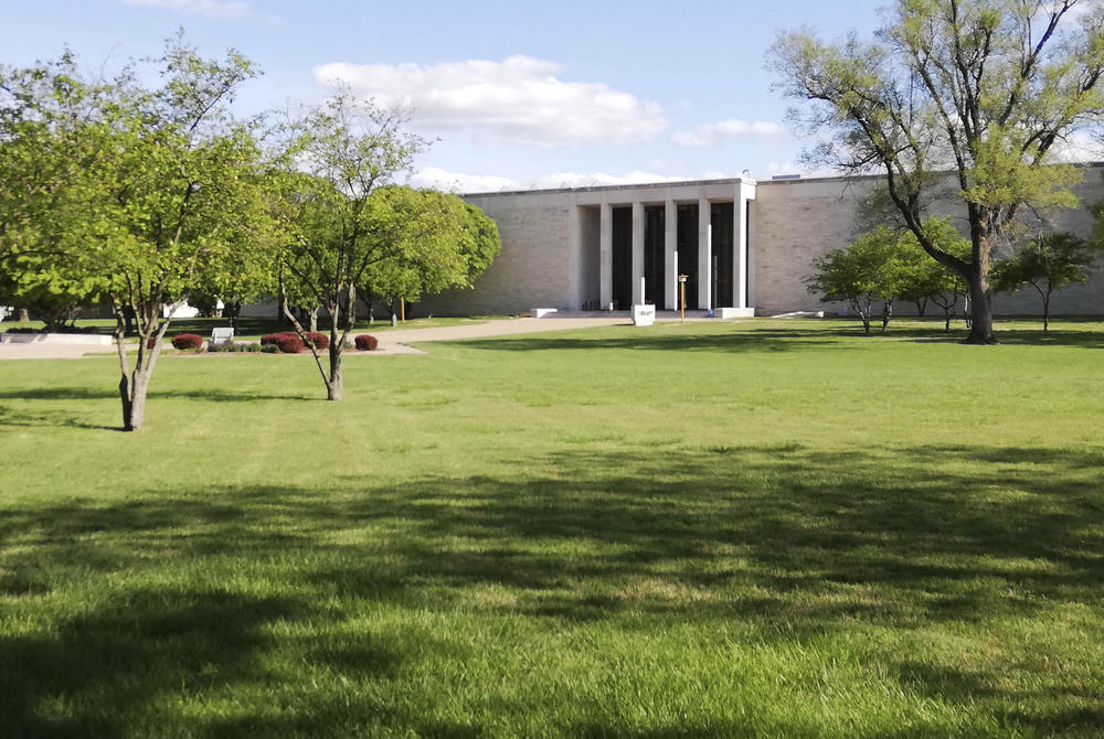 Modernized Eisenhower museum engages audiences