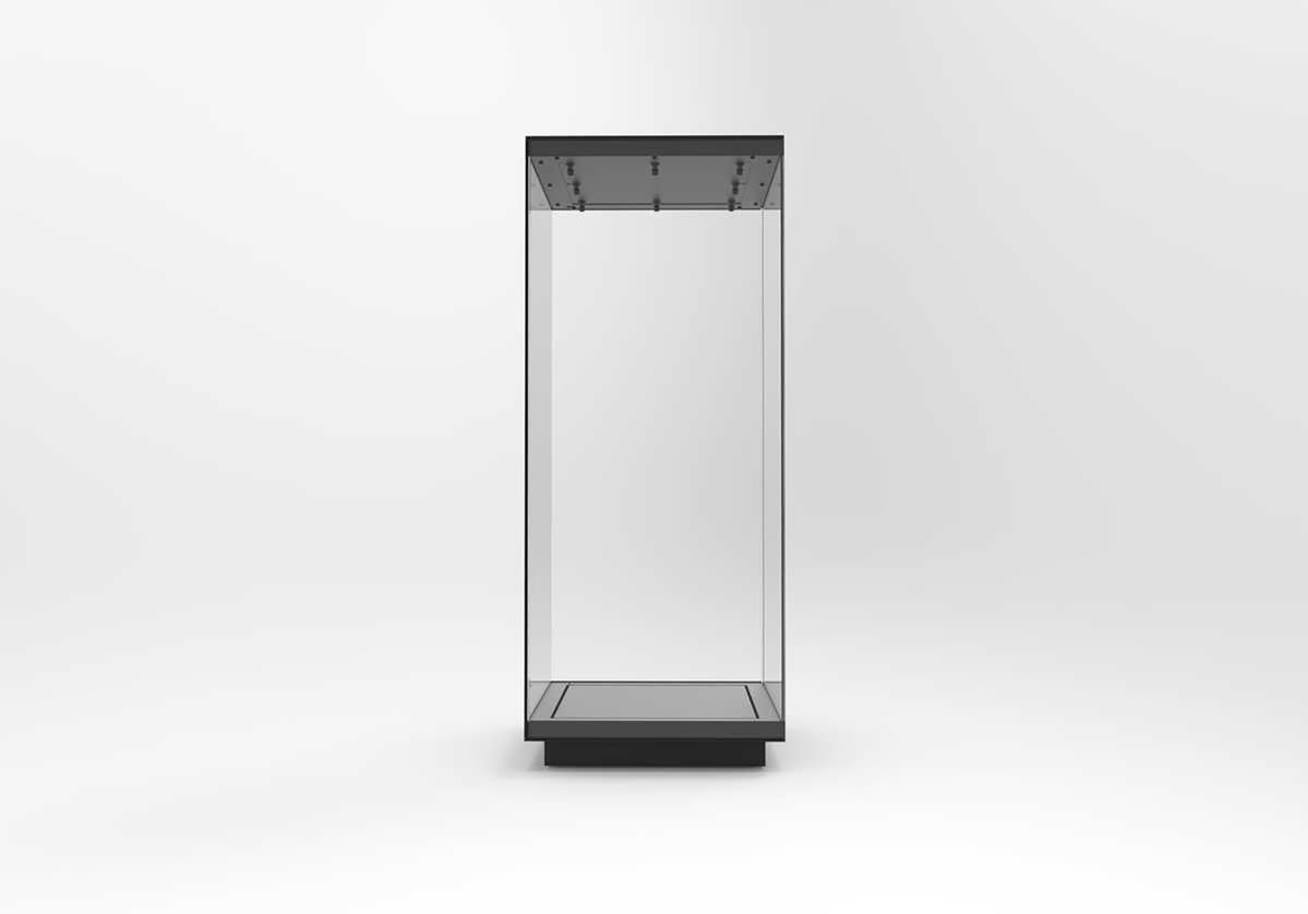 modular display case