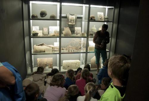Musée au bord de l'Yser