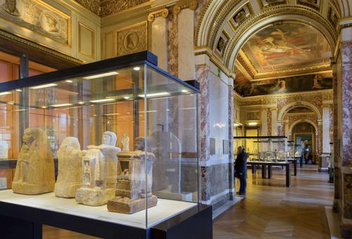 Louvre - Salles égyptiennes
