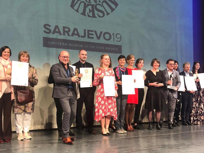 Prix du musée européen de l'année 2019