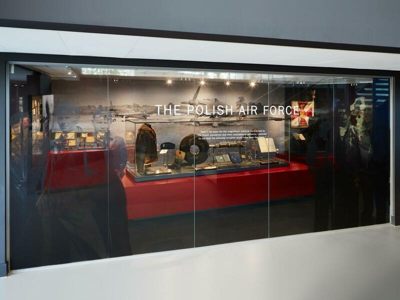 Découvrez le bunker de la Bataille d'Angleterre: la galerie de l'armée de l'air polonaise