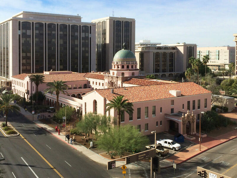 University of Arizona Gem & Mineral Museum reopens in stunning Pima County Courthouse
