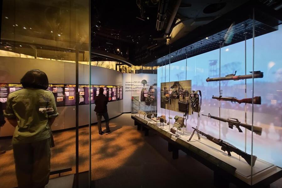 vitrines pour musées