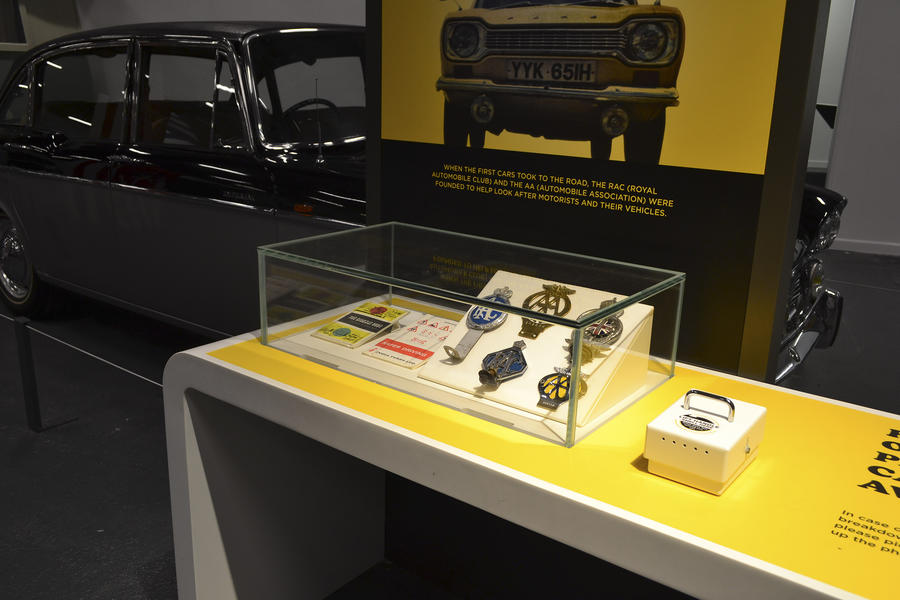 Cube showcase