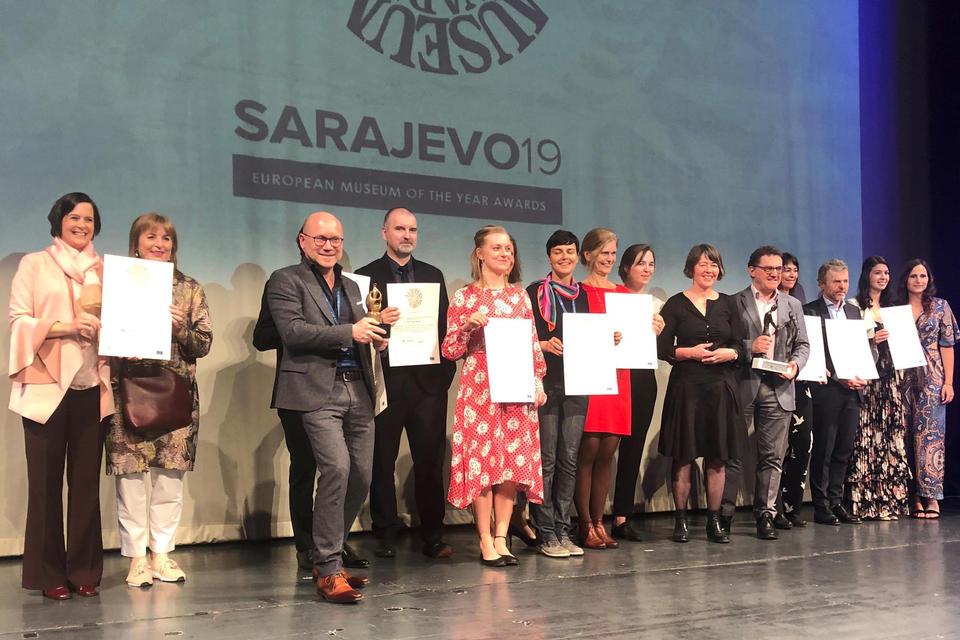 Europejską Nagroda Muzealną Roku 2019