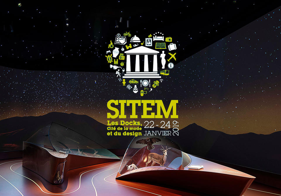 Visit us at SITEM in Paris! </br>22-24 January 2019