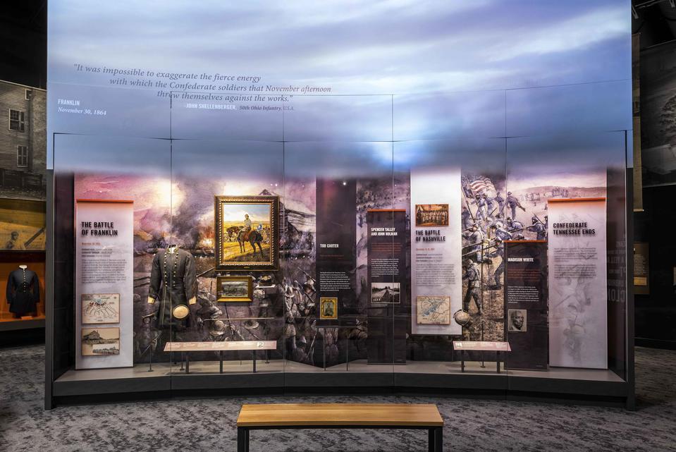 Heropend Tennessee State Museum schrijft opnieuw geschiedenis